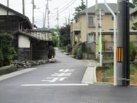 2011.9.1 東田の銀座通り2