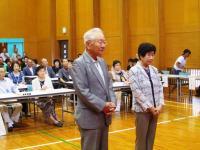 2011.9.17 泉川感謝祭3 近藤さんご夫妻
