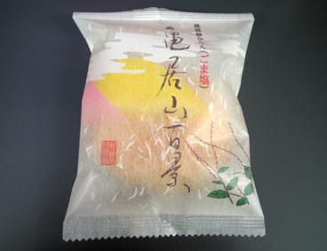 『円山菓寮』の蜜ん棒