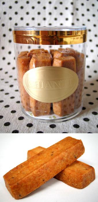 『キャンティ』のクッキー