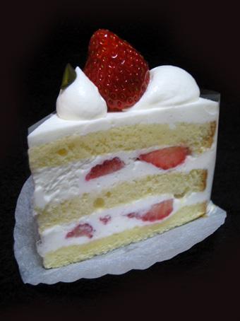 『パティスリー SATSUKI(サツキ)』の苺ショートケーキ