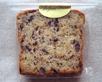 『ステファノアンナ』のパウンドケーキ チョコ