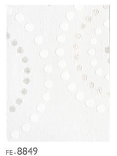 洗面室壁紙