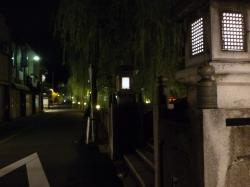 城崎温泉の夜