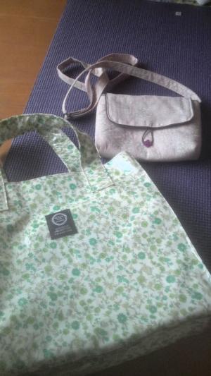 seiko'sブランド ビニコバッグ 姫用ポシェット