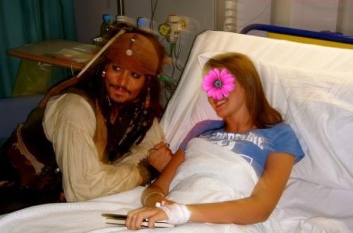 病院訪問 (2)