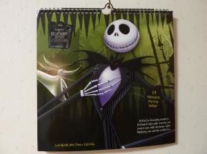 ジャックのカレンダー