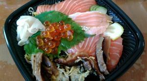 お昼の寿司2