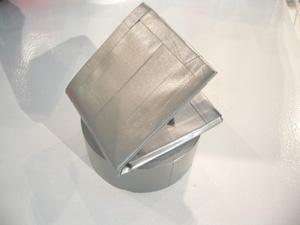 ピュア100%ガムテープのお財布