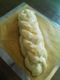 縄編みパン1