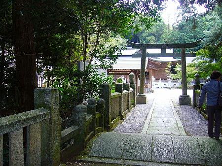 大水上神社1