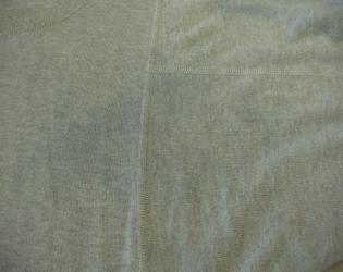 セーター色移り2