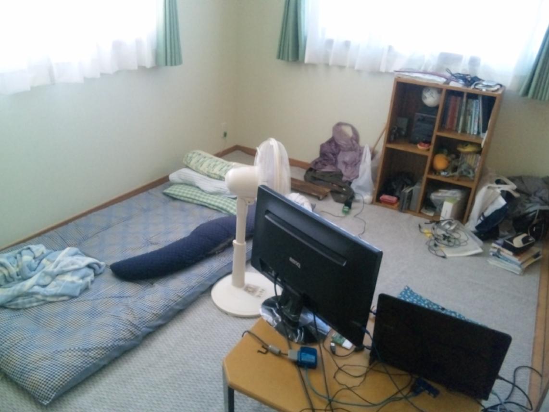 新部屋整理