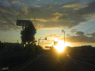 綺麗な夕空!(2)