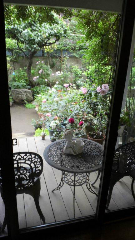 Sさまのお庭