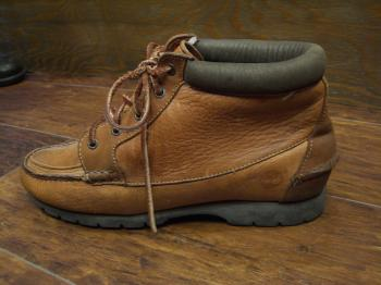 Timberland ブーツ横