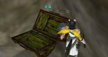 キュリオ:宝箱二つ目