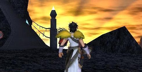 キュリオ:モラタワーからの風景