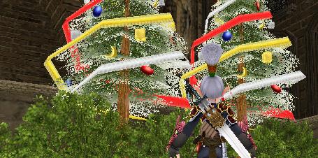 にゃぷち:クリスマス仕様