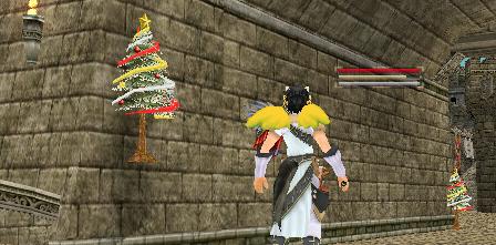 キュリオ:クリスマス仕様