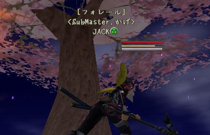 御庭番:夜桜