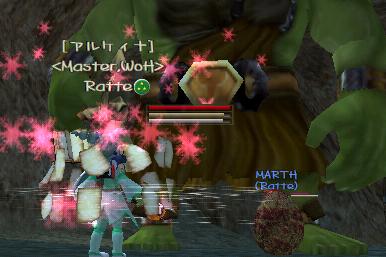 Ratte:ギガス育成開始