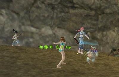 若葉:豚狩り