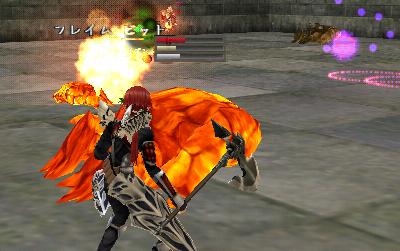 ネジリ:火ゴレリベンジ
