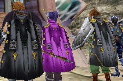 海王:肩掛けジャケット