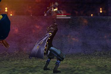 素手棍棒:アスモ狩り