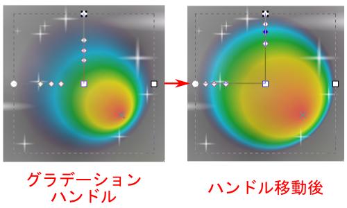 ギャラリー画像10_グラデーションハンドルの操作