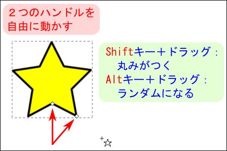 ギャラリー画像12_星型シェイプのハンドル