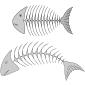 ギャラリー画像13_ガイコツ魚(ライブパスエフェクト)