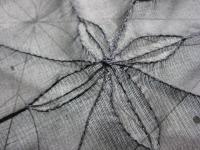 オクサのつまみ縫い