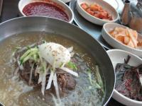 ランチの冷麺