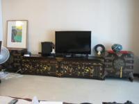 先生宅の素敵な家具
