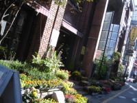 大学路のカフェ