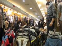 ミリオレでお買い物(男性服)