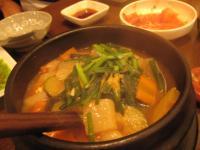 「とめ勝」韓国料理