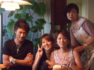 ブログ家族