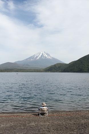 俺の本栖湖!