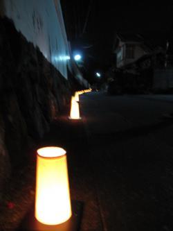 明かりのお祭り2