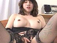 段腹熟女 【フケ専・デブ専・熟女】:なかなかデカイパイオツしてる段腹熟女!