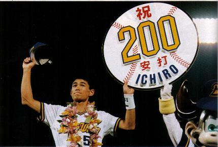 1994年イチロー選手