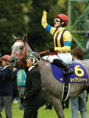 川田騎手 皐月賞もお見事でした!