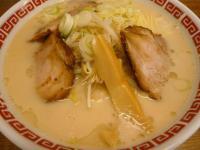 山彦ラーメン-豚骨醤油ラーメン