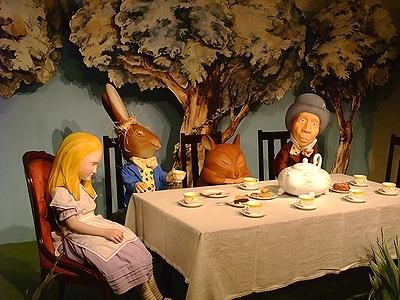 アリスお茶会