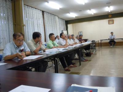 平成23年  7月26日  街路灯会総会。 006