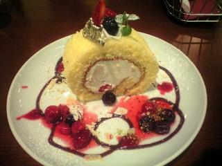 xmas cake 2009
