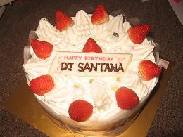 8月21日ケーキ